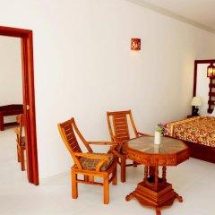 Oasey Beach Hotel 3* Стандартный номер с различными типами кроватей фото 3
