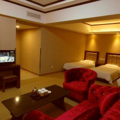Tianjin Inner Mongolia Jinma Hotel комната для гостей фото 2