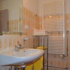 Отель Gemassenhof Горнолыжный курорт Ортлер ванная фото 2