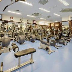 Гостиница Марриотт Москва Гранд фитнесс-зал