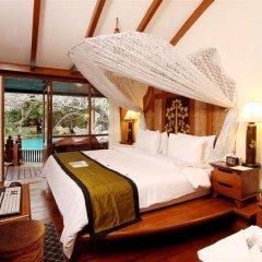 Отель Sawasdee Village 4* Номер Делюкс с двуспальной кроватью фото 8