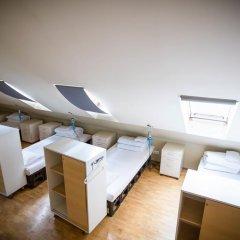 Hostel Jamaika Кровать в общем номере с двухъярусной кроватью фото 12