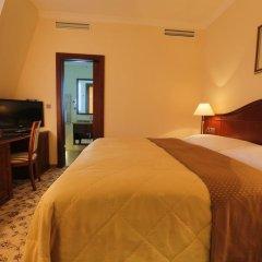Отель Romance Puškin 4* Представительский люкс с различными типами кроватей фото 2