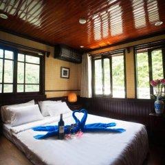 Отель Swan Cruises Halong комната для гостей фото 5