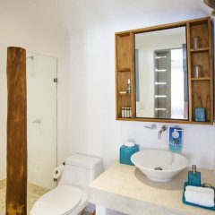 Отель Mahekal Beach Resort 4* Номер Oceanfront с разными типами кроватей фото 18