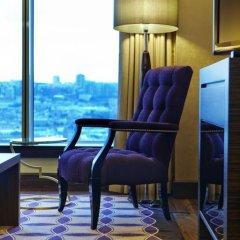 Отель Hilton Baku 5* Стандартный номер разные типы кроватей фото 5