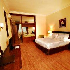 Hotel Golden Crown 3* Стандартный номер с двуспальной кроватью фото 7