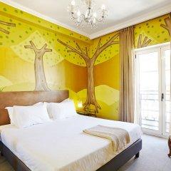 Отель Grecotel Pallas Athena Стандартный номер с различными типами кроватей фото 9