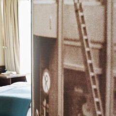 Отель Living Hotel Das Viktualienmarkt by Derag Германия, Мюнхен - отзывы, цены и фото номеров - забронировать отель Living Hotel Das Viktualienmarkt by Derag онлайн ванная фото 2