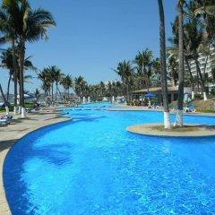 Отель Condominio Mayan Island Playa Diamante Апартаменты с различными типами кроватей