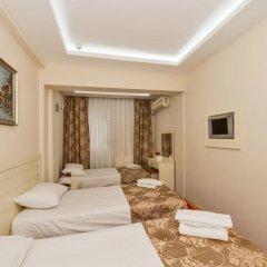 Maral Hotel Istanbul 3* Стандартный номер с различными типами кроватей фото 3