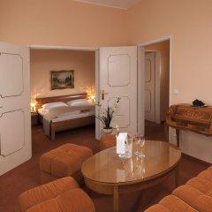 Отель Vier Jahreszeiten Salzburg Австрия, Зальцбург - отзывы, цены и фото номеров - забронировать отель Vier Jahreszeiten Salzburg онлайн комната для гостей