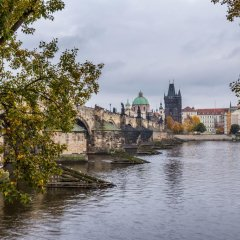 Charles Bridge Hostel & Apartments Стандартный номер фото 3