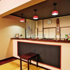 Отель Mochiduki Ryokan Минамиогуни интерьер отеля