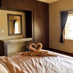 Отель Benwadee Resort 2* Коттедж с различными типами кроватей фото 34