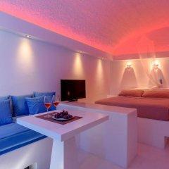 Отель Abyssanto Suites & Spa 4* Апартаменты с различными типами кроватей фото 7