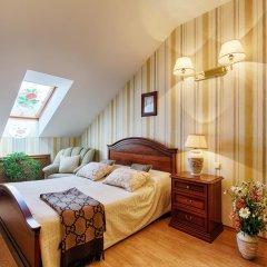 Отель Khreshchatyk Suites Киев комната для гостей фото 6