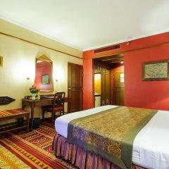 The Empress Hotel Chiang Mai 4* Улучшенный номер с различными типами кроватей фото 8