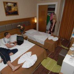Oba Star Hotel & Spa - All Inclusive 3* Стандартный номер с различными типами кроватей фото 7