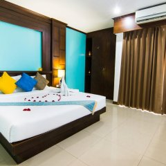 Hawaii Patong Hotel 3* Улучшенный номер с двуспальной кроватью фото 18