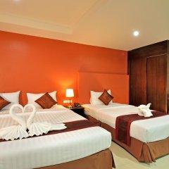 Отель Lada Krabi Residence 2* Номер категории Эконом с различными типами кроватей фото 12