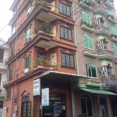 Hong Thien Backpackers Hotel 2* Кровать в общем номере с двухъярусной кроватью фото 4