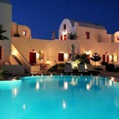 Nikos Villas Hotel in Oia Santorini 3* Студия с различными типами кроватей фото 4
