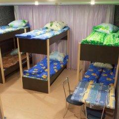 Hostel Time Кровать в общем номере с двухъярусной кроватью