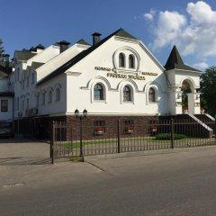 Гостиница Кремлевский парковка