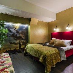 Skanstulls Hostel Стандартный номер с различными типами кроватей фото 12