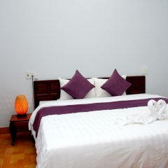 Отель Purple Garden Homestay 2* Улучшенный номер с двуспальной кроватью фото 4
