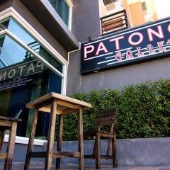 Patong Gallery Hotel гостиничный бар