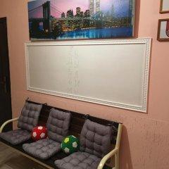 Хостел Вселенная Кровать в общем номере с двухъярусными кроватями фото 30