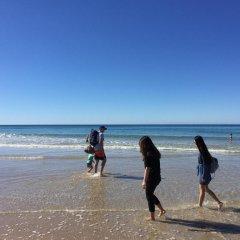 Отель Sheraton Grand Mirage Resort, Gold Coast пляж
