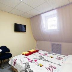 Хостел Тюмень Стандартный номер разные типы кроватей фото 25