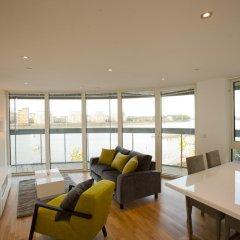 Апартаменты Apple Apartments Greenwich комната для гостей фото 4