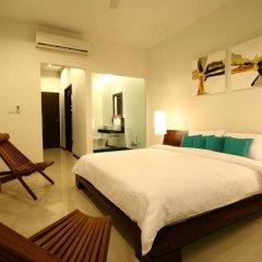 Отель Two Villas Holiday Oxygen Style Bangtao Beach 4* Вилла с различными типами кроватей фото 7
