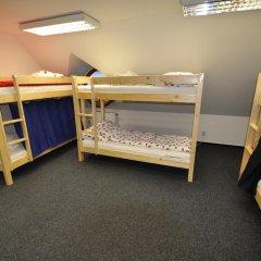 John Galt Hostel Brno Кровать в общем номере фото 8
