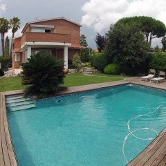 Отель The Luxury Village Вакариссес бассейн