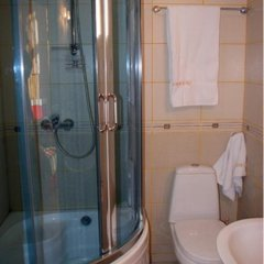 Отель Irmeni Стандартный номер с двуспальной кроватью фото 8