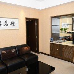 Xian Forest City Hotel 4* Улучшенный люкс с различными типами кроватей фото 6