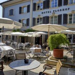 Hotel Florhof Цюрих питание фото 3