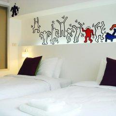 Отель Baan Saladaeng Boutique Guesthouse 3* Стандартный номер фото 2