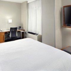 Отель Courtyard New York Downtown Manhattan/World Trade Center 3* Стандартный номер с различными типами кроватей фото 4