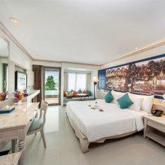 Отель Novotel Phuket Resort 4* Номер Делюкс с двуспальной кроватью фото 5