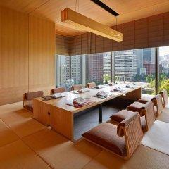 Отель Palace Hotel Tokyo Япония, Токио - отзывы, цены и фото номеров - забронировать отель Palace Hotel Tokyo онлайн питание фото 2