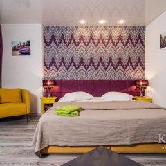 Апарт-отель Кутузов 3* Улучшенные апартаменты с различными типами кроватей фото 46