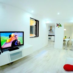 Апартаменты Sao Paulo Apartment комната для гостей фото 4