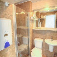Rooms Smart Luxury Hotel & Beach 4* Стандартный номер фото 13