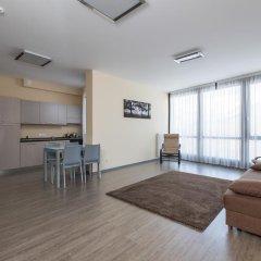 Апарт-Отель Skypark Улучшенные апартаменты с 2 отдельными кроватями фото 3